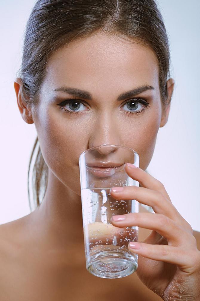 Vodena dijeta je brz način da se rešite viška