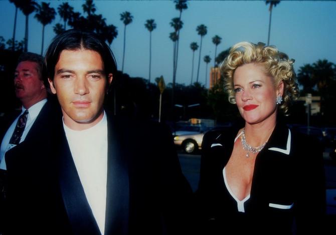 Antonio Banderas i Melani Grifit