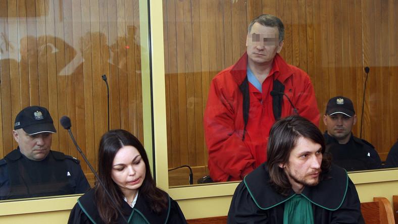 Brunon K. przed sądem