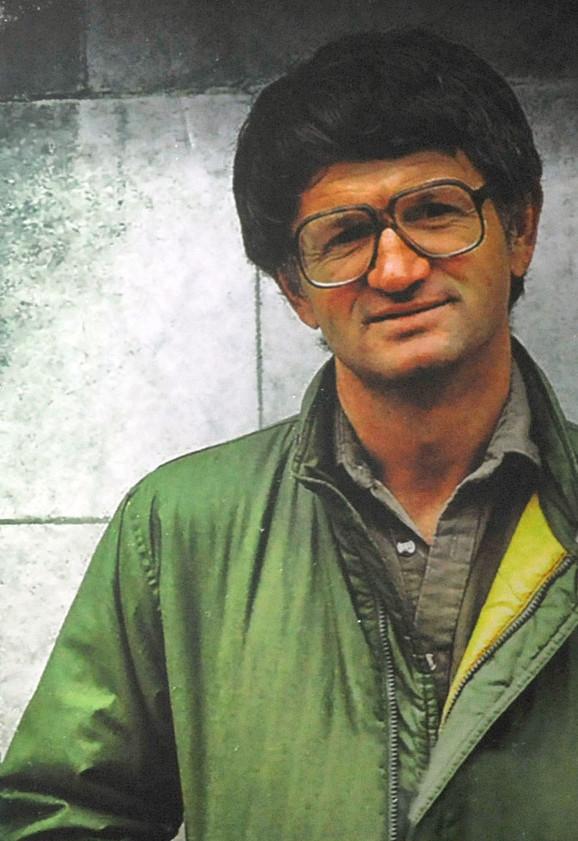 Stojan Stiv Tešić (1942 –1996), Užičanin, dobio oskara 1980. za scenario filma