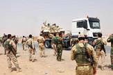 Ofanziva: Kurdski borci u okolini Kirkuka