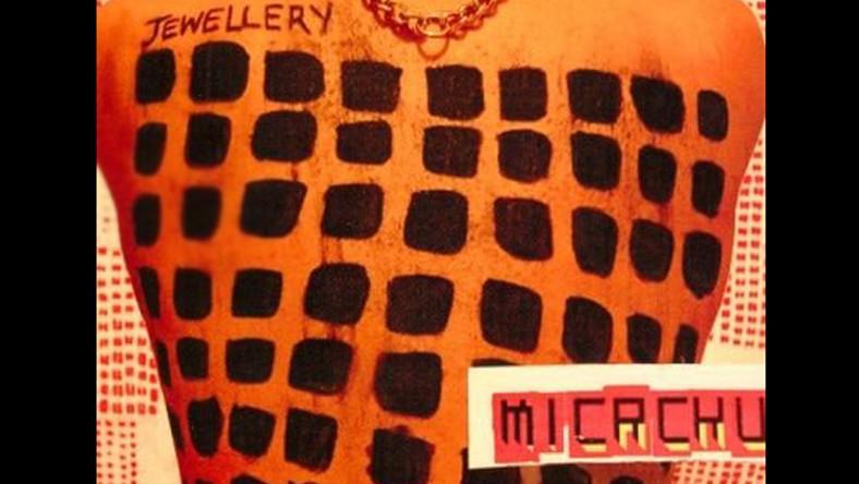 Rewolucyjne popowe cacko panny Micachu - krążek Jewellery