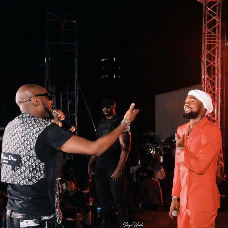 Patoranking shuts down Abuja with the Patoranking Experience
