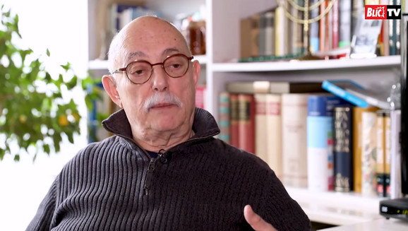 Dr Aleksandar Saša Kerenji danas