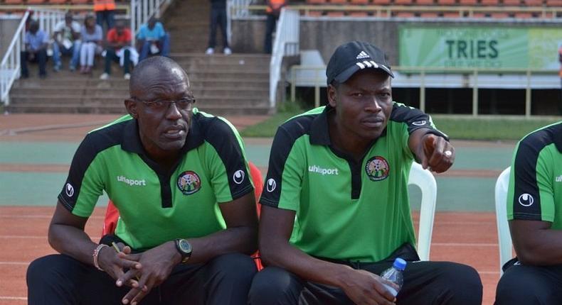 Musa Otieno and Stanley Okumbi