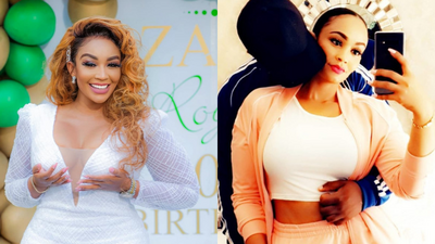 It didn't last - Zari Hassan opens up on breaking up with KingBae