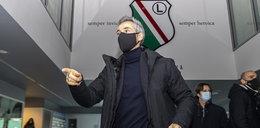 Paulo Sousa w Polsce. Selekcjoner reprezentacji był na meczu w Poznaniu