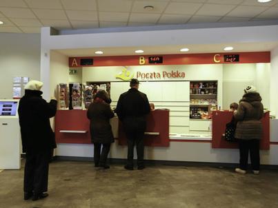 Placówka Poczty Polskiej nowego typu w Gdańsku