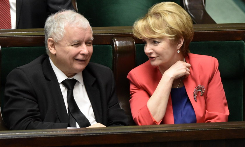 Ulubienica Kaczyńskiego awansowała! Zostanie szefem