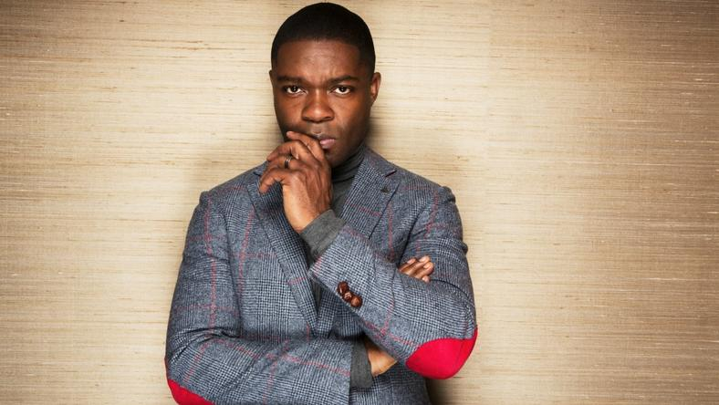 "David Oyelowo is one of the stars of the 2014 movie, ""Selma""."