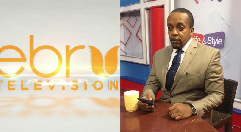 Ebru TV in an ugly fight with their Presenter Benji Ndolo, as they terminate his contract