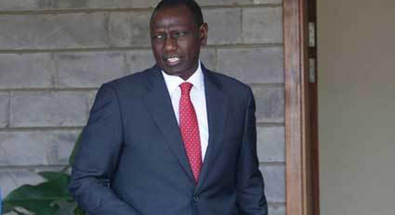 File image of DP William Ruto