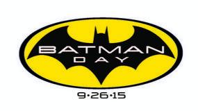 Dziś dzień Batmana!