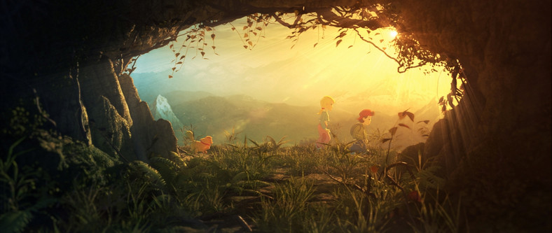 """""""Jak uratować mamę"""" łączy on w sobie dwie techniki, klasyczną animację rysunkową 2D oraz hiperrealistyczną scenografię 3D"""