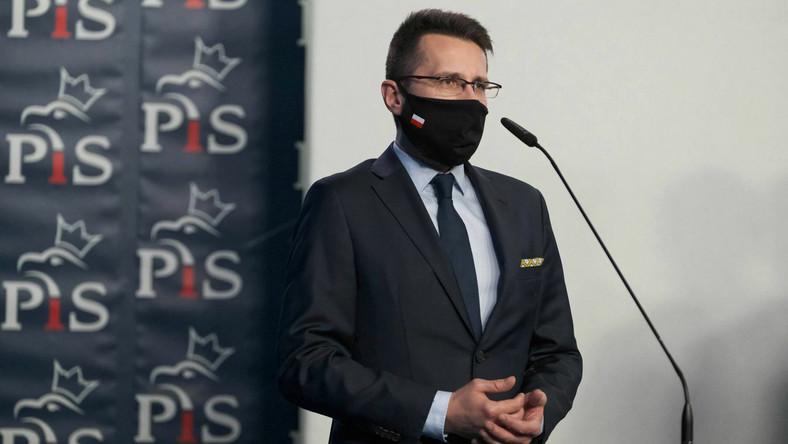 Radosław Fogiel PAP/Mateusz Marek