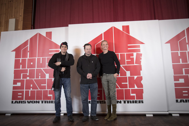 Met Dilon, Lars fon Trir i Uma Turman
