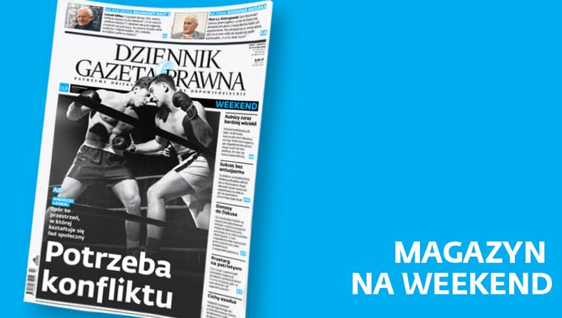 Magazyn okładka 15 lutego