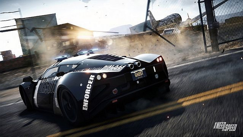 Need for Speed: Rivals dojeżdża do EA Access