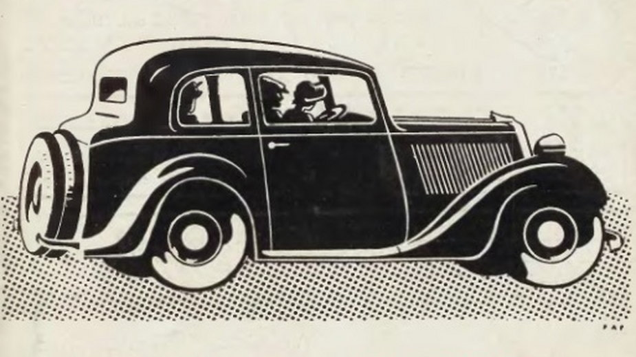 Jakim autem jeździł twój pradziadek w II RP?