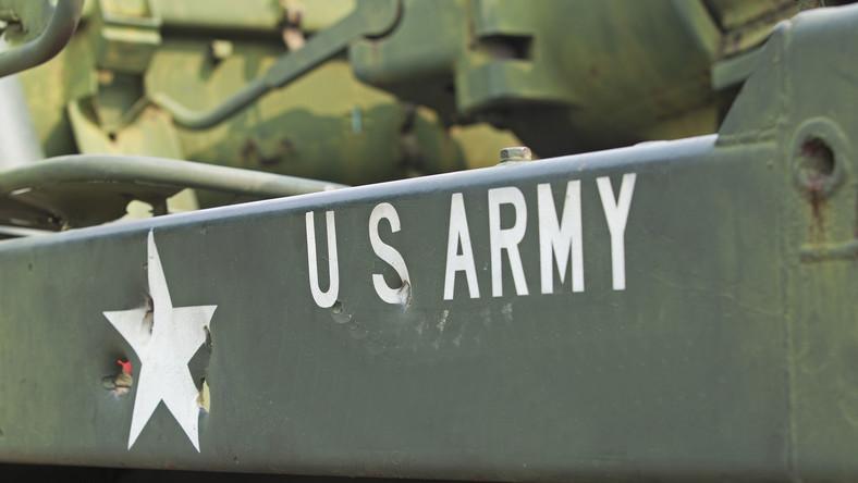 Amerykański czołg