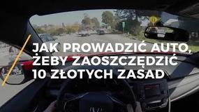 10 zasad ekonomicznej jazdy