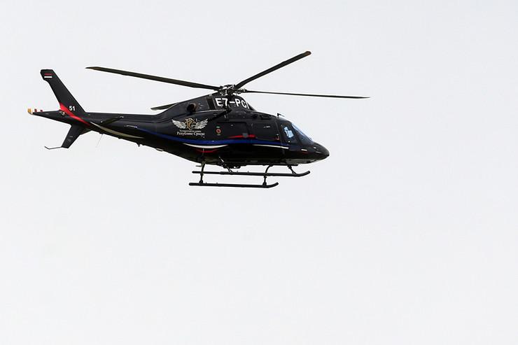 helikopter-helikopterski servis RS