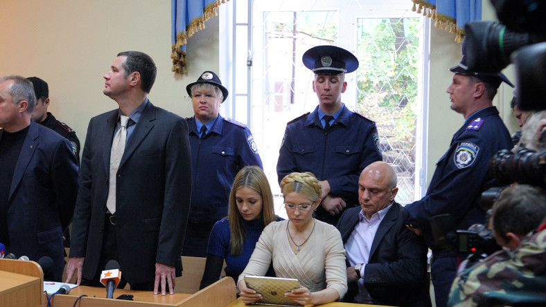 Ukraina odzuciła ustawy o leczeniu za granicą. Tymoszenko nie wyjedzie