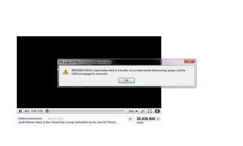 YouTube zaatakowany