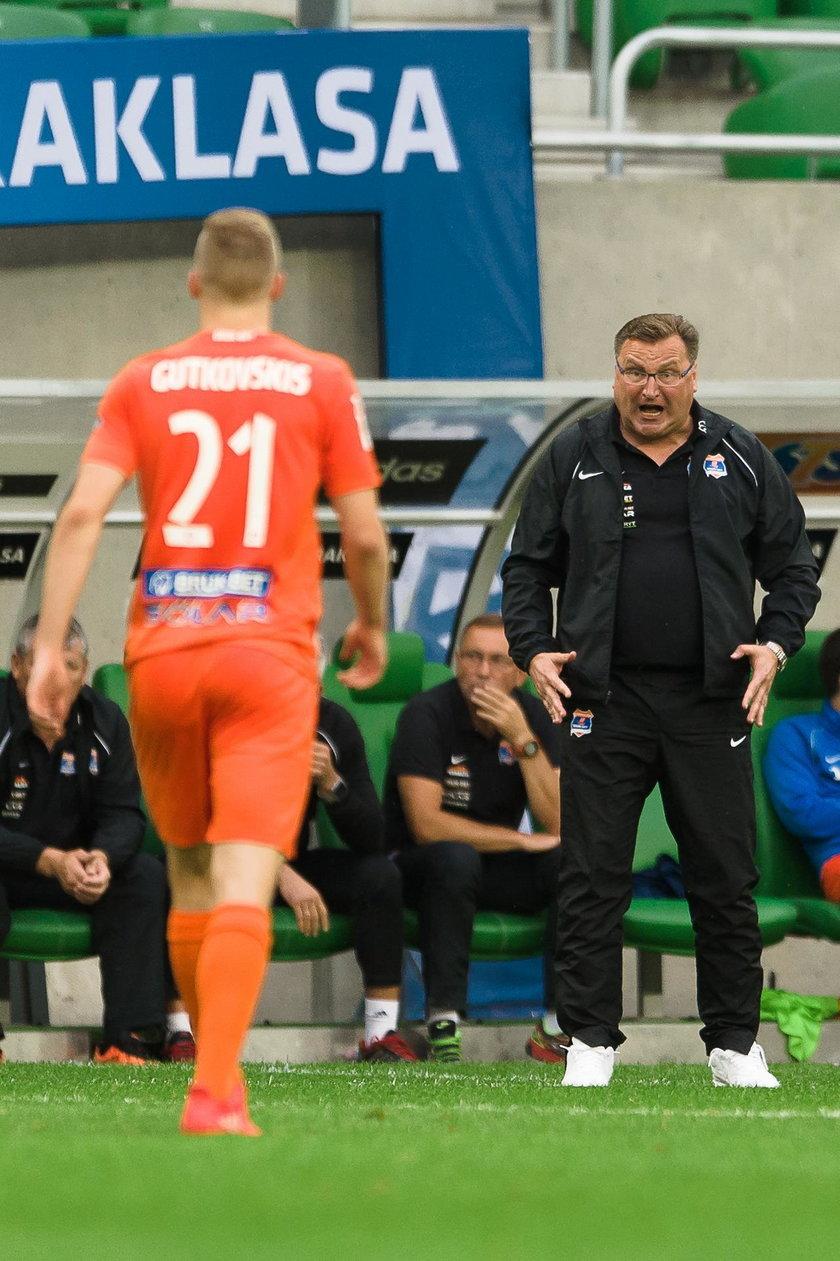 """""""Polski Mourinho"""" zwolniony!"""