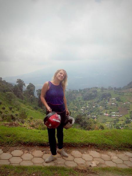 Motorowe wycieczki po górach w okolicach Cordoby