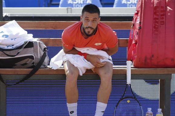 OGLASIO SE ROLAN GAROS Džumhur nije jedini diskvalifikovan, još PETORICA igrača neće igrati u Parizu!