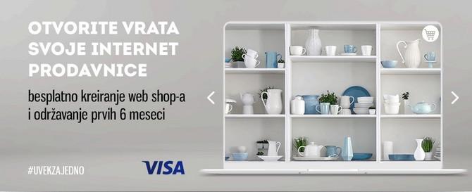 Specijalan paket za otvaranje internet prodavnice