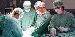 Wycięli pacjentowi zdrową nerkę. Bo pomylili organy!