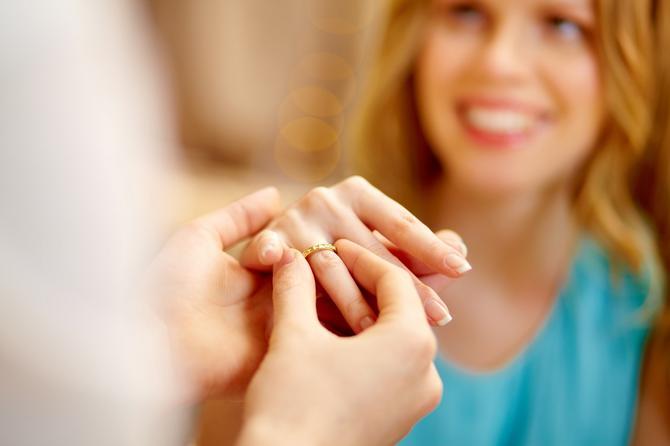 Posle tri godine eksperimentisanja Pol me je zaprosio