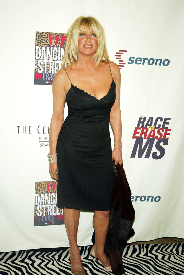Suzanne Somers w 2003 r.