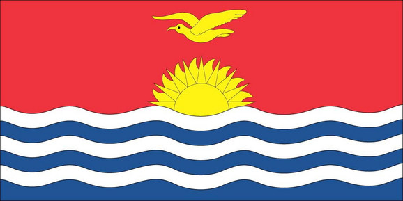 Zastava Republike Kiribati