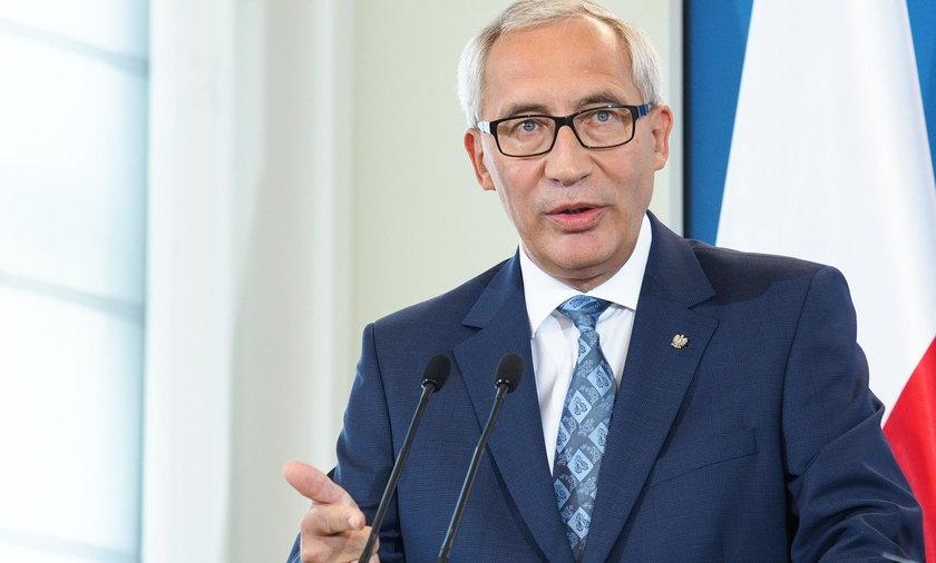 Kazimierz Smoliński, poseł PiS