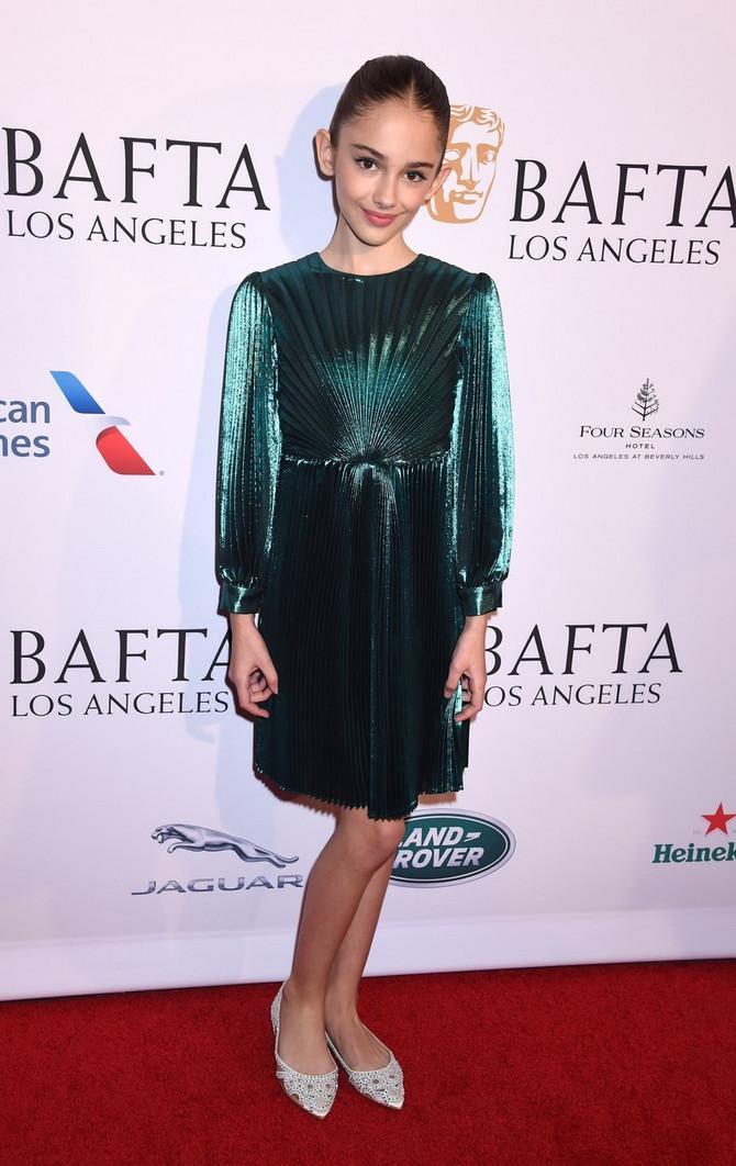 Julija je na dan Zlatnog globusa bila i na BAFTA svečanosti u Los Anđelesu