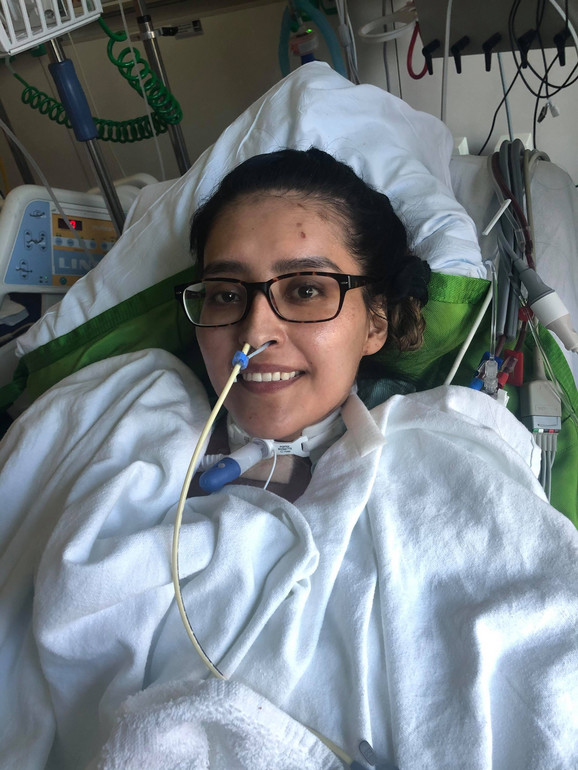 Majra nakon transplantacije.