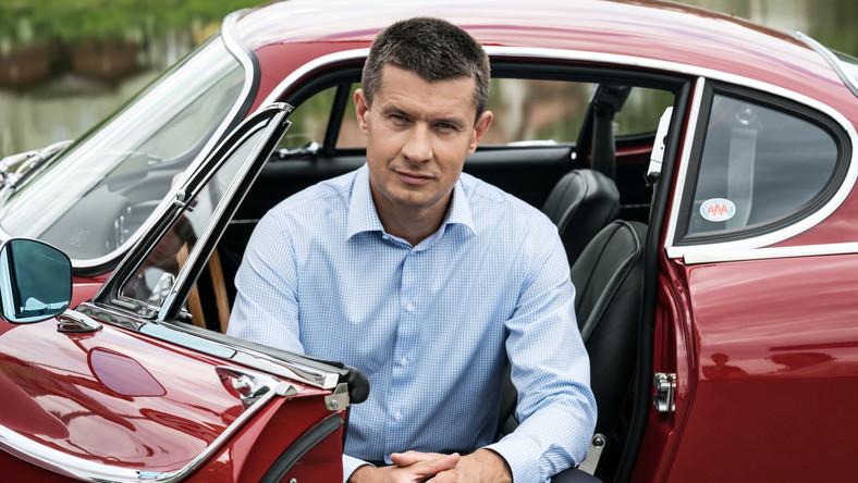 Arkadiusz Nowiński obejmuje całość procesów biznesowych w regionie EMEA i zostaje Senior Vice Presidentem Volvo Cars