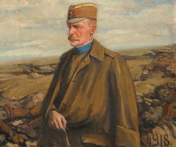 """Mihailo Milovanović, """"Vojvoda Živojin Mišić"""""""
