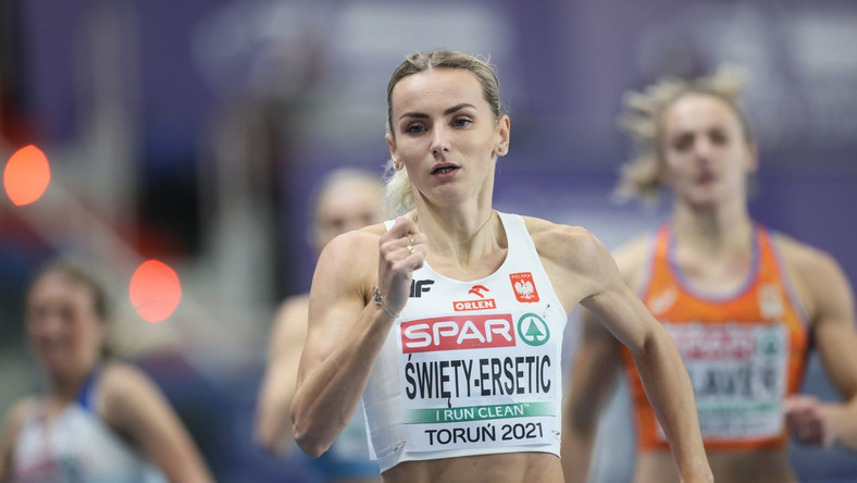 Justyna Święty-Ersetic PAP/Leszek Szymański