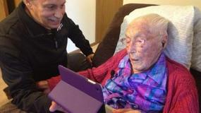 114-latka oszukała Facebooka