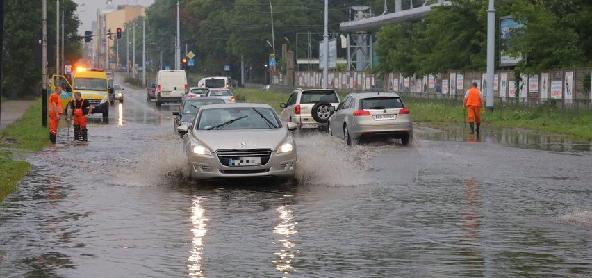 W czwartek uwaga na pogodę. IMGW ostrzega, że może być niebezpiecznie!