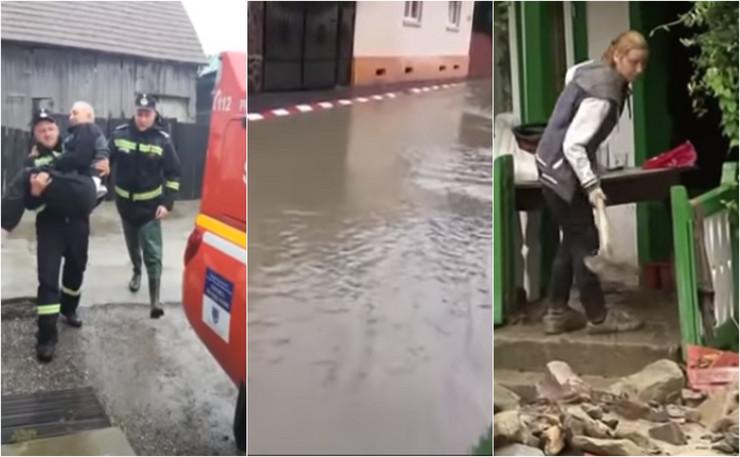 poplave, rumunija, kombo