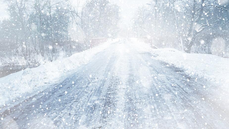 Czeka nas ostra zima? Mogą wystąpić burze śnieżne