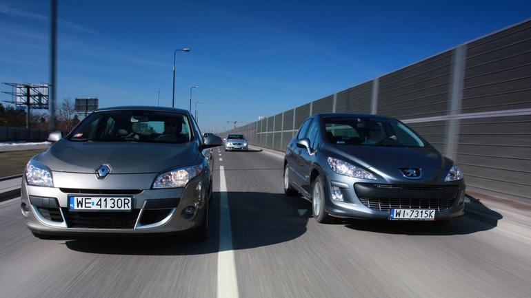 Peugeot 308 kontra Renault Megane: który używany kompakt jest lepszym wyborem?