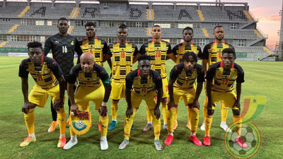 Ghana needs a competent striker to win AFCON – Mohammed Polo