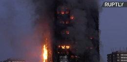 Rośnie tragiczny bilans pożaru budynku mieszkalnego w Londynie