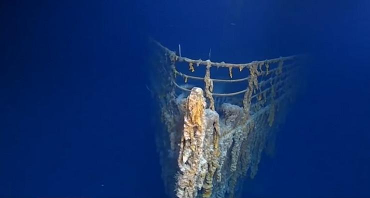 Titanik pramac